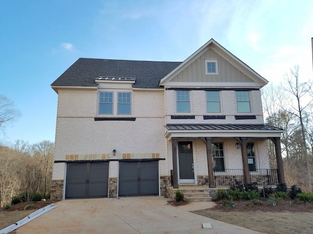 Modern 2br apt suite/private entry - Alpharetta - House