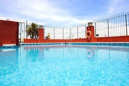 Nice Apart 5***** Location *PooL - A/C - WIFI* - Seville - Condominium