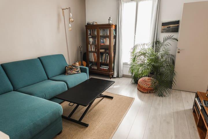 Superbe appartement près de gare de Lyon