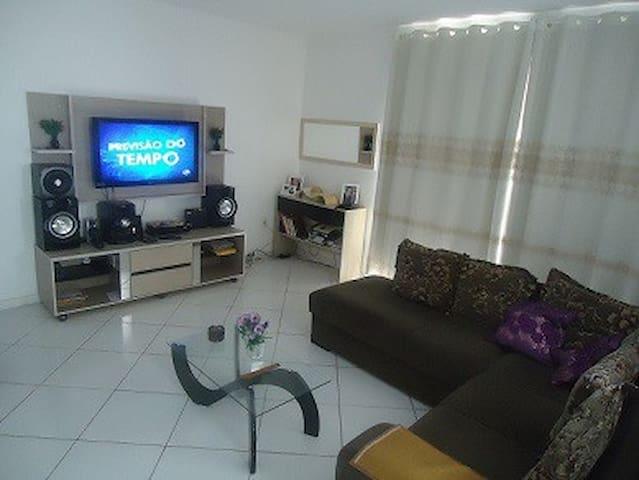 Apt mobiliado Próximo de tudo - Lauro de Freitas - Appartement