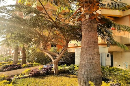 Large apartment in Maadi+parking - Zahraa Maadi - Wohnung