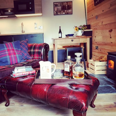 Cosy & charming retreat for 2 - The Bakehouse