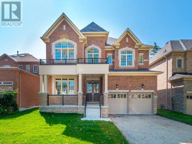 Brand New Luxury 6 Bedrooms House@Yonge St