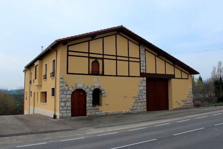 Casa rural para 8 personas - Abárzuza - Дом