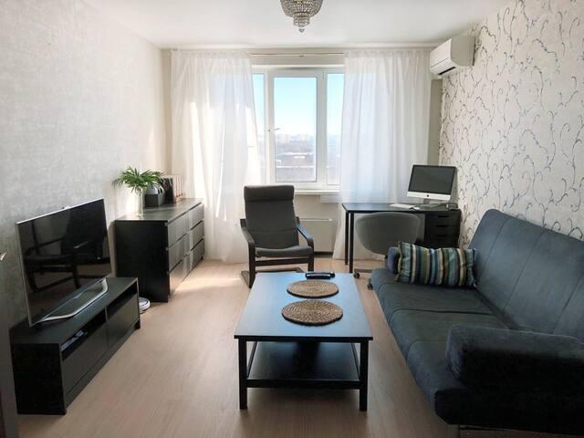 Apartment Vodniy Mir 32