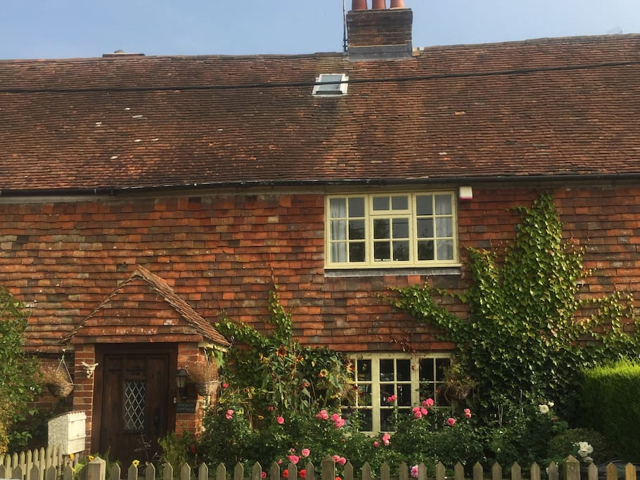 The 300-year old cottage