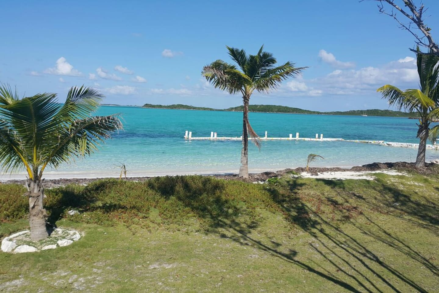 You very own private beach at Sand Dollar Villa