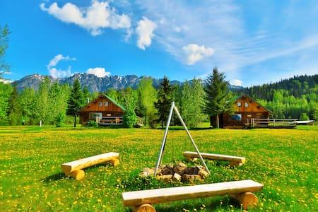 Eagle Cabin at Rocky Ridge Resort
