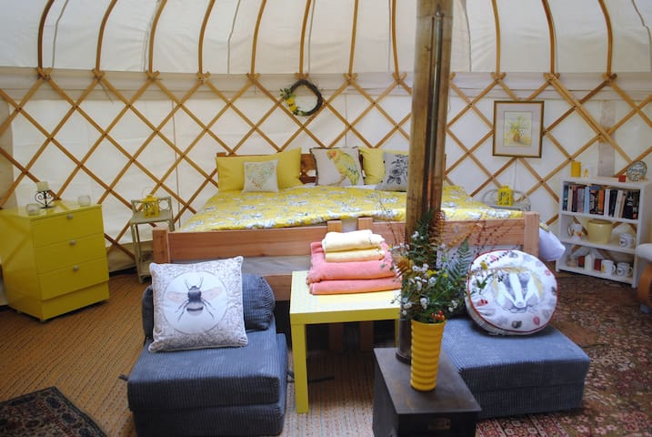 Buttercup yurt - Kidderminster