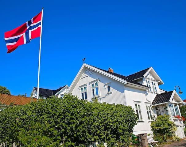 Edvard Munchs gate 4 - Åsgårdstrand - Huvila
