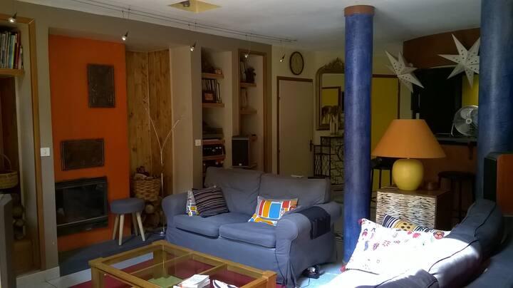 chambre dans maison  Beaux Arts