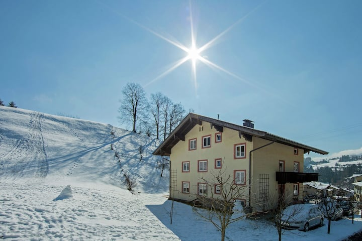 Huge Holiday Home in Hopfgarten im Brixental near Ski Lift