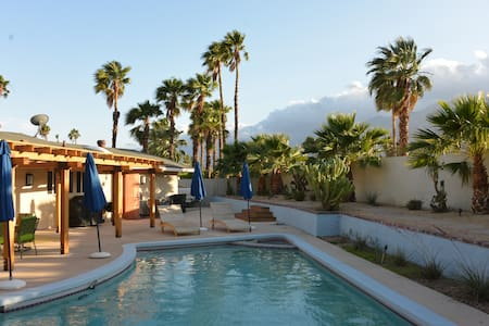 Palm Springs Zen Hideaway: RELAX!!! - Palm Springs