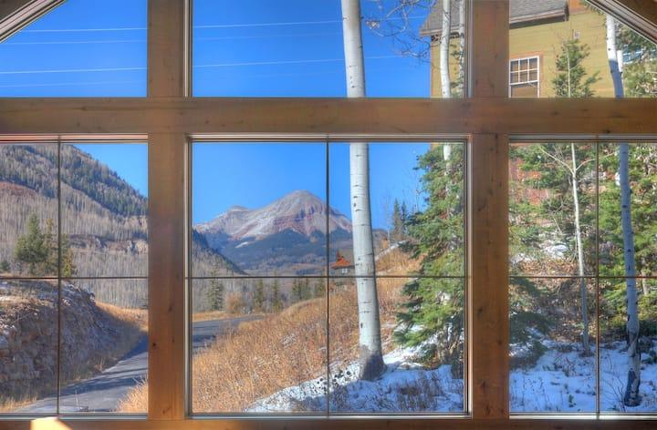Engineer Mountain View - Durango luxury vacation home near Purgatory Resort