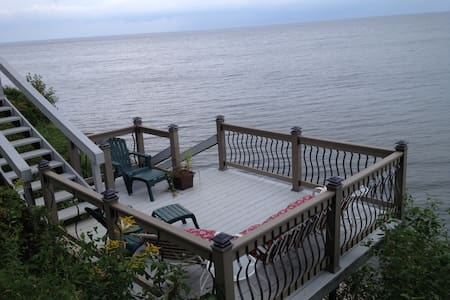 Waterfront Escape on Beautiful Lake Ontario - Waterport