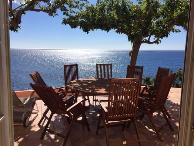 Villa pour 8p avec une vue magique - Zonza - Casa