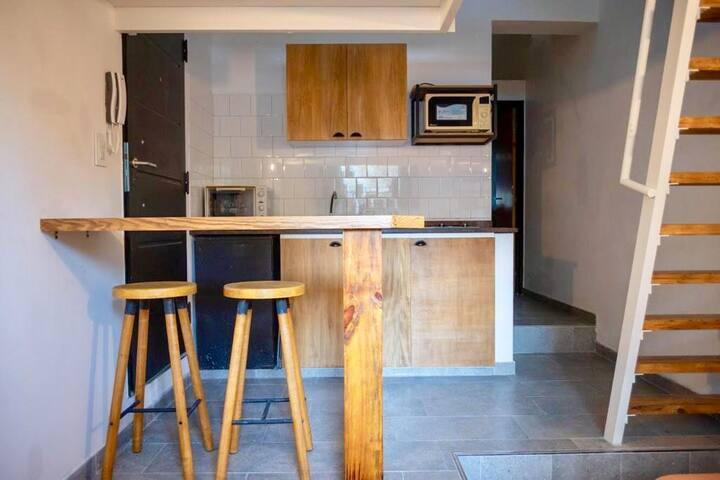 Excelente loft moderno y cómodo