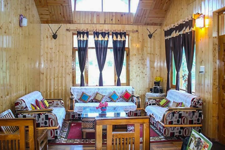 Family Suite in a budget homestay in Manali