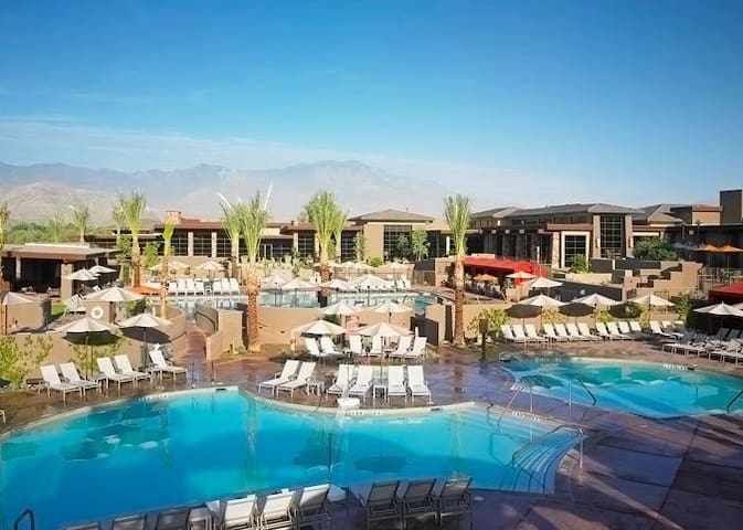 Westin Desert Willow Villa for Coachella Festival - Palm Desert - Üdülési jog