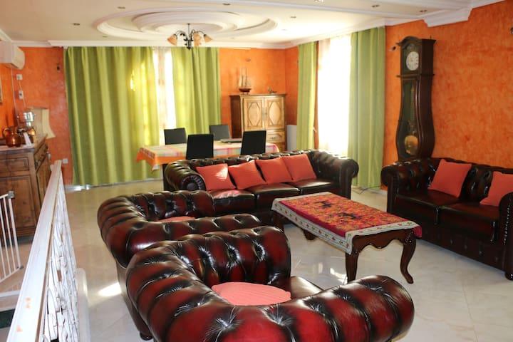 Maison d'hôtes de luxe à proximité Constantine