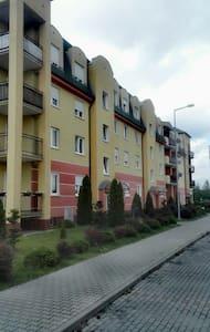 Przytulne z dostępem do parkingu - Wolsztyn - Wohnung