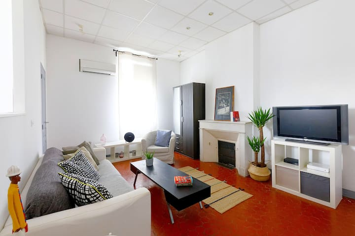 Old Town | AirConditioned | 3min to Cours Mirabeau