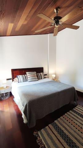 cama doble suite