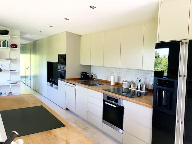 Modern architecture villa in Stockholm archipelago - Gustavsberg - Ev