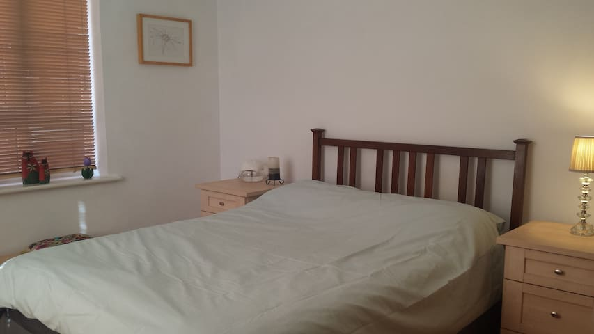 Modern 1 Bedroom Flat with great transport links - Cardiff - Wohnung