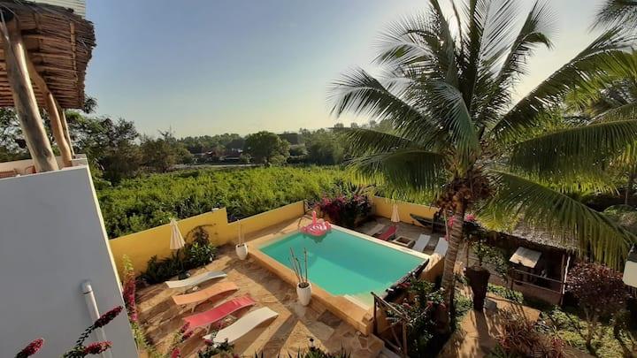 Maisha Marefu Zanzibar - Appartamento