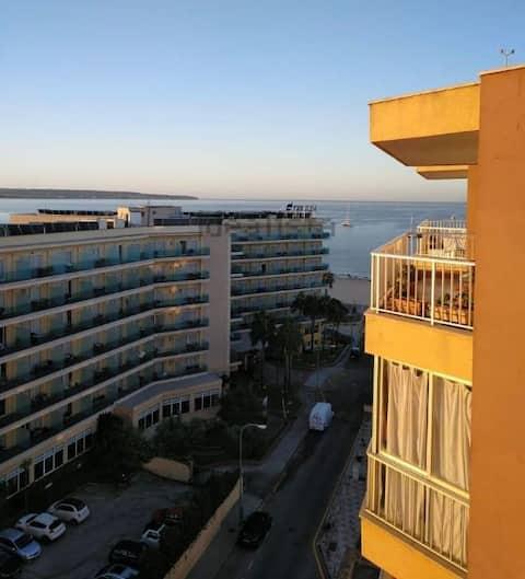 I Apartamento vistas