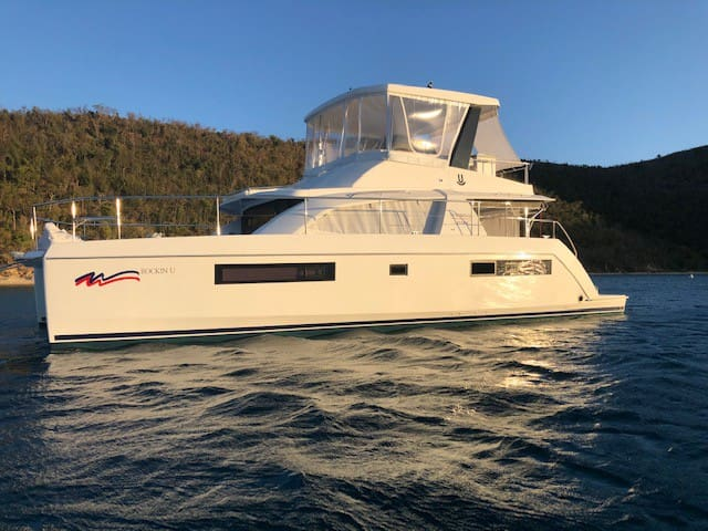 2020 Leopard 43 ft  POWER CAT YACHT WITH  3 cabins