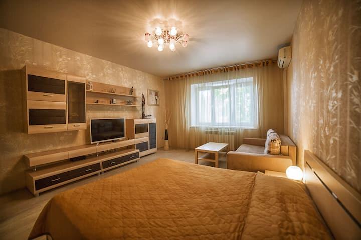 Квартира с видом на Смоленский Кремль