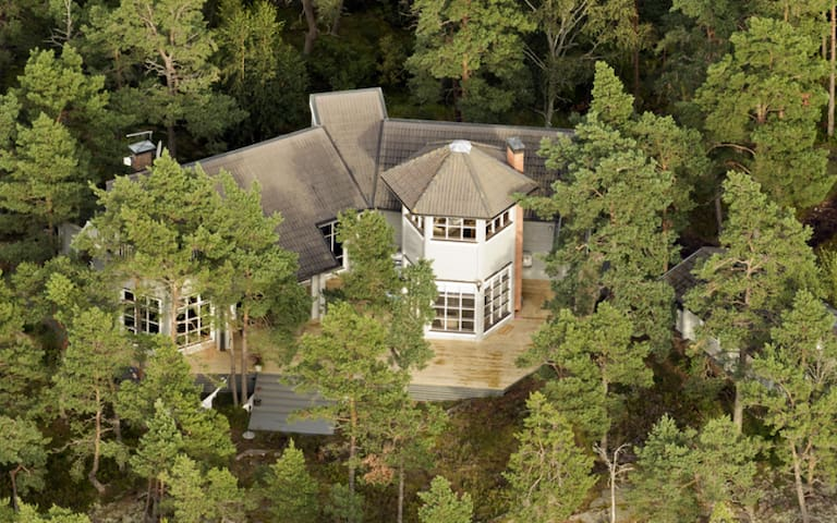 Villa Bergholmen- Luxury Villa @ Archipelago