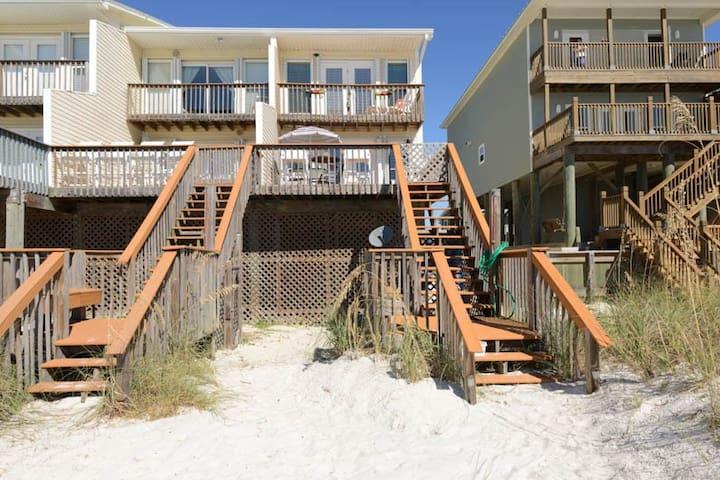 Pelican House - หาด Orange Beach - บ้าน