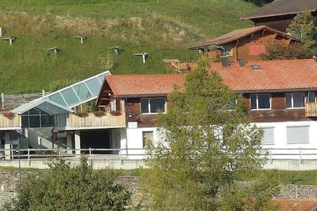 Ferienwohnung in Tschiertschen, alte Schreinerei - Tschiertschen - Apartamento