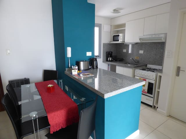 Equipped and comfortable apartment in Santa Fe