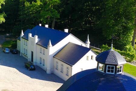 Kleines Schloss Lanke Wohnung