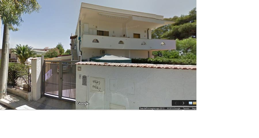 Siponto Joe Sea House - Manfredonia - Huis