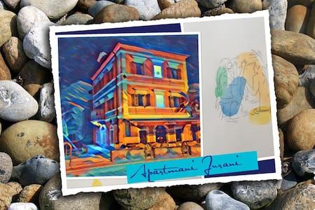 """ Apartmani Jurani "" - Apartment Ana - Ika - 아파트"