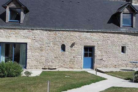 2 chambres 30m2 et leur séjour près de Vannes - Gästehaus