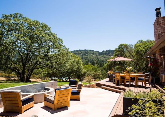 Calistoga Wine Country Ranch