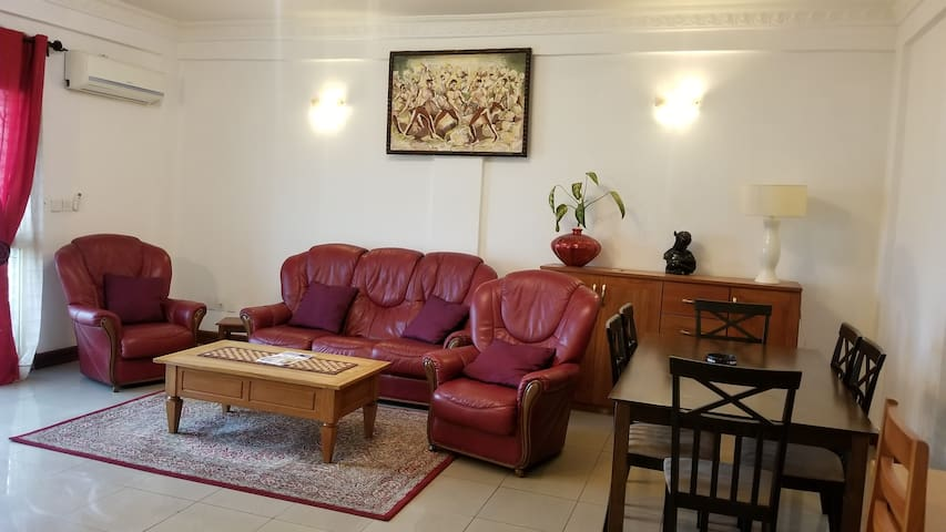 Appartements haut standing 2 chambres