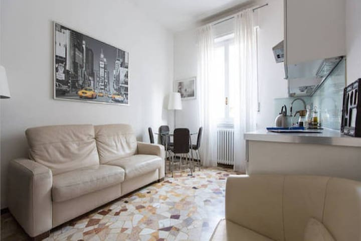 Disciplini Flat: A few steps from Duomo Cathedral - Milão - Apartamento