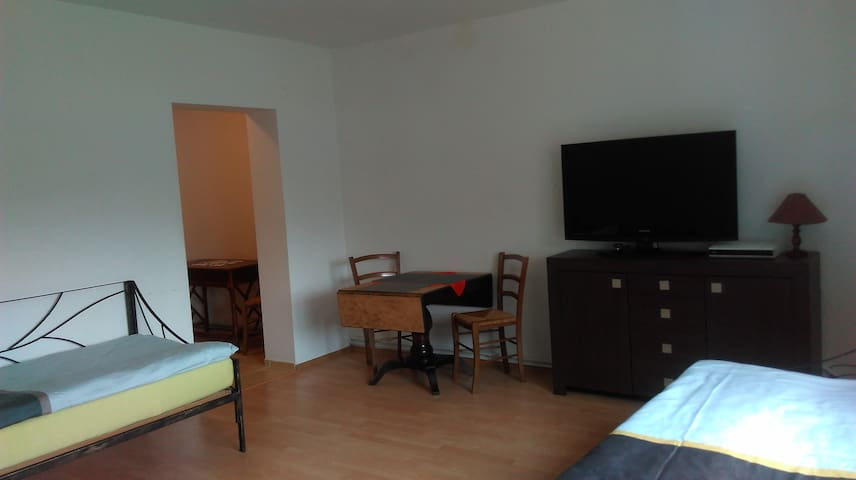 apartement for 3 people