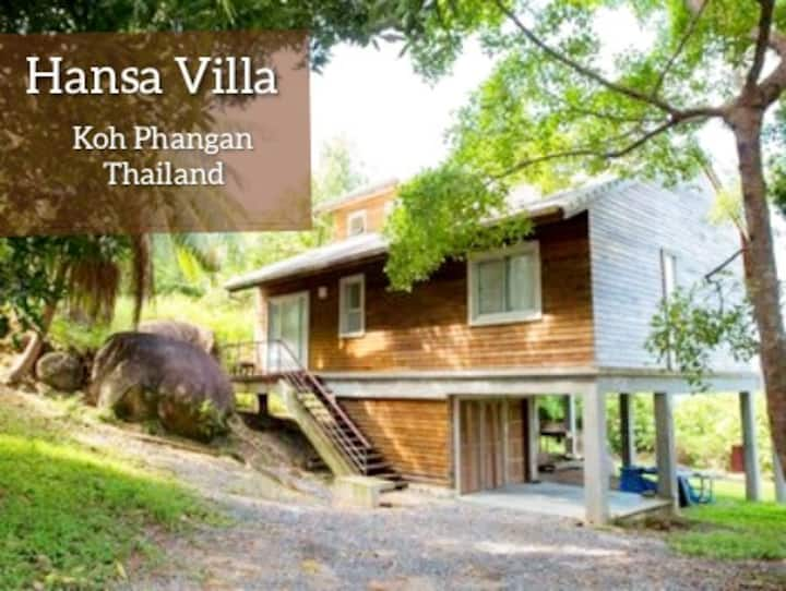 Stunning Sunset ,Private Hansa Villa, Koh Phangan