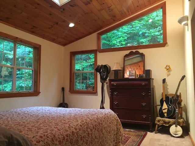 Your private forest suite in Dahlonega