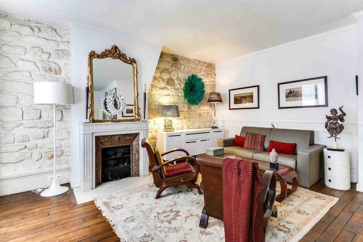 Charming 2 bedrooms in Le Marais