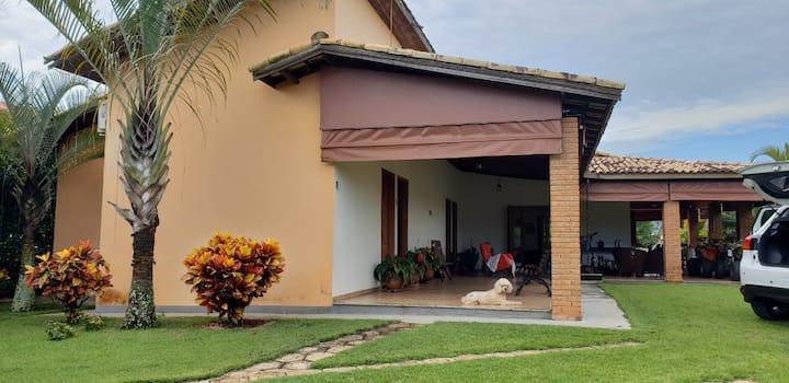 Casa de campo - Chácara tucumã