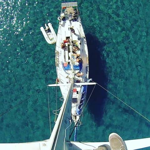 MareNostrumDream_Jack A Roe_Isole Pontine Charter